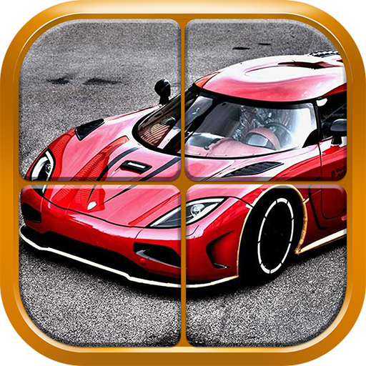 Car Puzzle Games for Boys