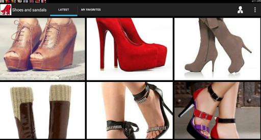 玩免費新聞APP|下載鞋和一双凉鞋照片 2015 app不用錢|硬是要APP