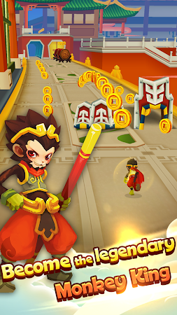 Monkey King Escape 1.6.0 screenshot 22123