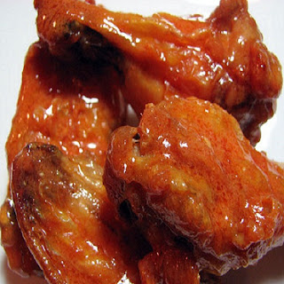 Oven Baked Chicken Wings Recipe
