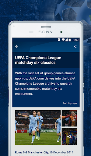 UEFA Champions League for PC