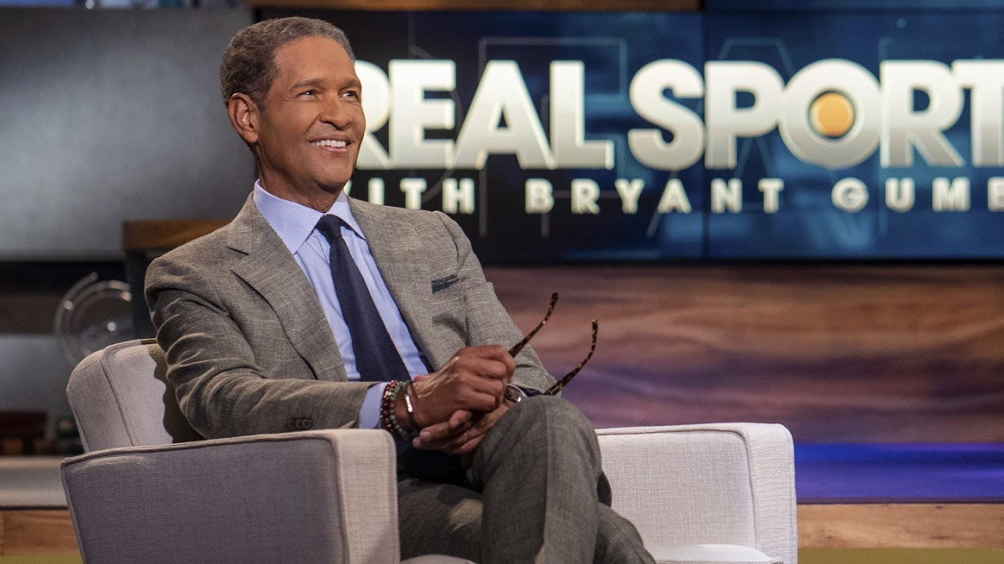 Watch REAL Sports With Bryant Gumbel live*