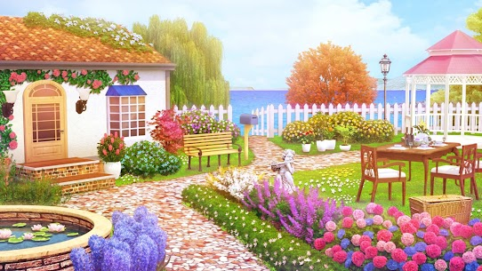 Home Design : My Dream Garden MOD (Diamonds/Coins) 3