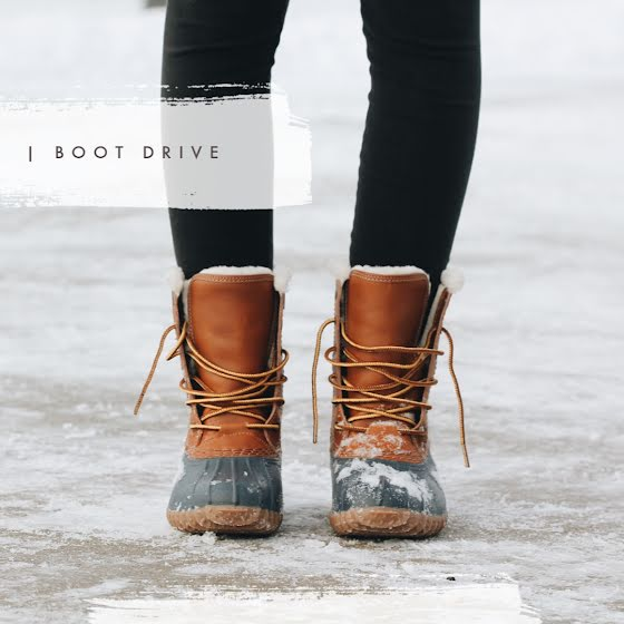 Boot Drive - Instagram Post Template