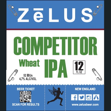 Logo of ZēLUS Competitor IPA