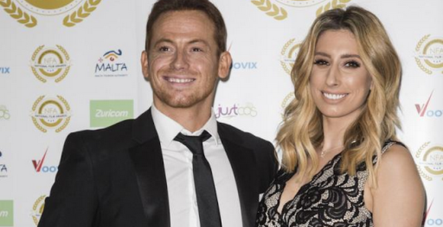 Stacey Solomon and Joe Swash aren't rushing to get married