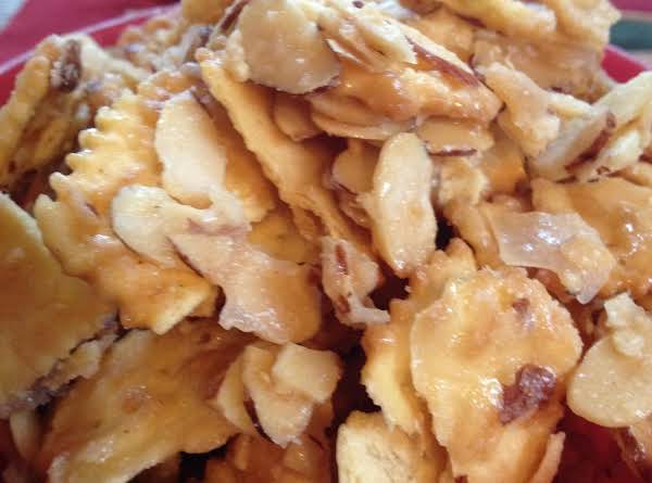 Ritz Chips And Almonds Brickle Recipe