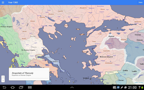 Euratlas Periodis- screenshot thumbnail