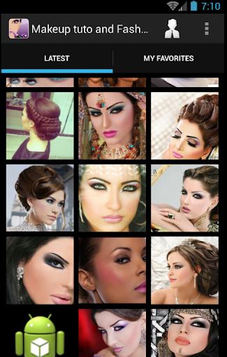 Make-up tuto and fashion 2015