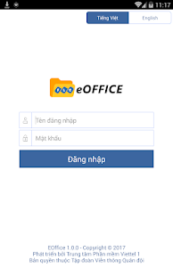 eOffice FLC for Android screenshot 2