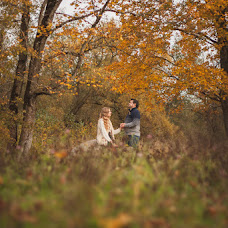 Wedding photographer Irina Golovacheva (IGolovacheva). Photo of 30.10.2014