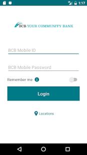 BCB Community Bank - náhled
