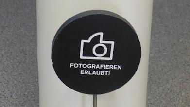 Photo: BundeskunstHALL OF FAME; Fotografieren erlaubt