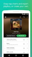 Screenshot of Saavn Music & Radio