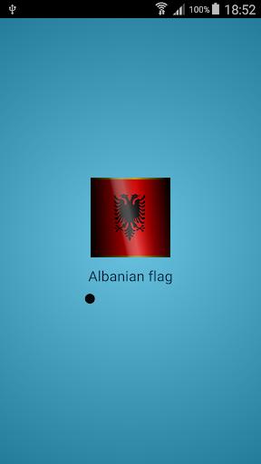 Albanian Flag Live Wallpaper