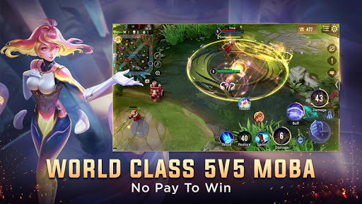 Garena AOV - Arena of Valor: Action MOBA apkpoly screenshots 6