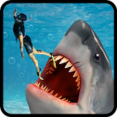 Scary Shark Evolution 3D