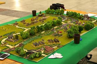 Photo: La battaglia del Boyne (il campo di battaglia è visto da nord-est)