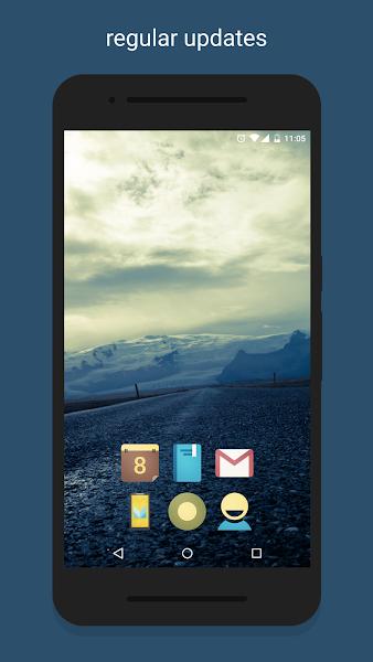 Vinty – Icon Pack v2.5