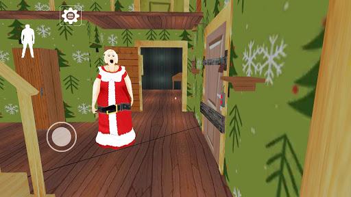 scary Santa granny escape mod 2020  screenshots 1