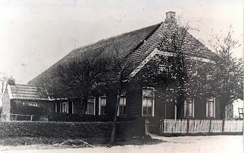 Photo: 't Witzand 2, (Schuiling) in de oorspronkelijke staat, gebouwd in 1908