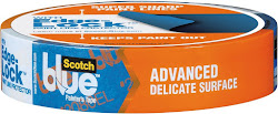 ScotchBlue Advanced Delicate Surface Painter's Tape