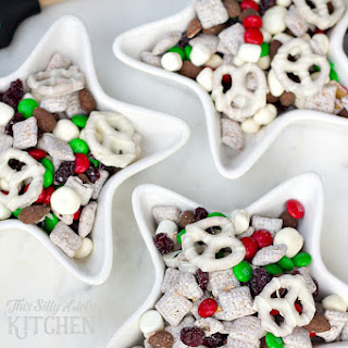 Winter Wonderland Trail Mix