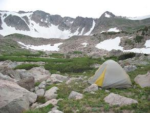 Photo: Rawah Wilderness, my tent