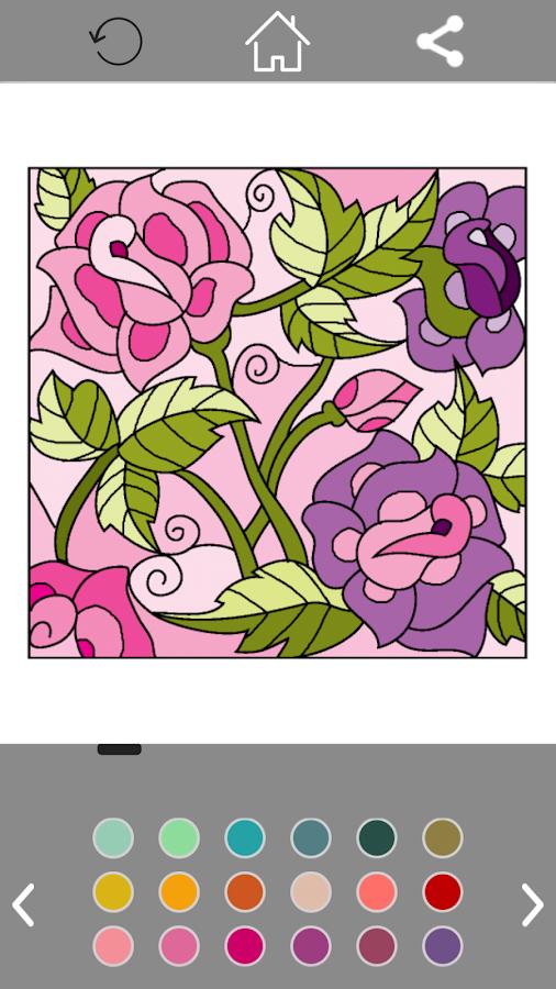 Chroma Coloring Book Screenshot