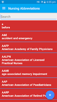 Download Nursing Abbreviations APK Latest Version App For Android