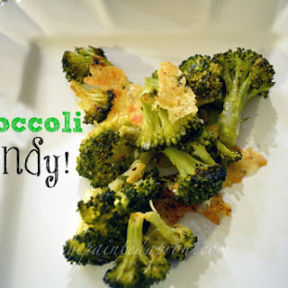 Take-out Tuesday, Broccoli Candy.