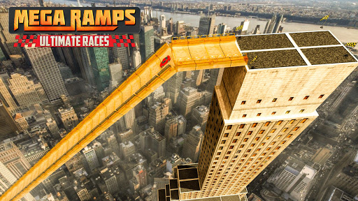 Mega Ramps - Ultimate Races apkpoly screenshots 8