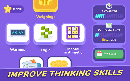 LogicLike: Logic Games, Puzzles & Teasers apktram screenshots 12