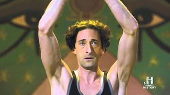 Houdini: Behind The Scenes