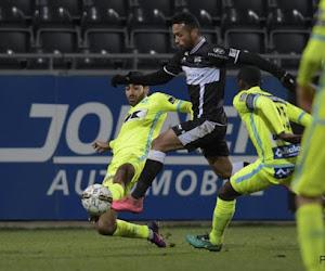 Officiel : Un flop de la Gantoise quitte définitivement le club