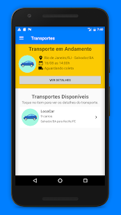Download EVO! Cegonheiro - Transporte de Veículos For PC Windows and Mac apk screenshot 4