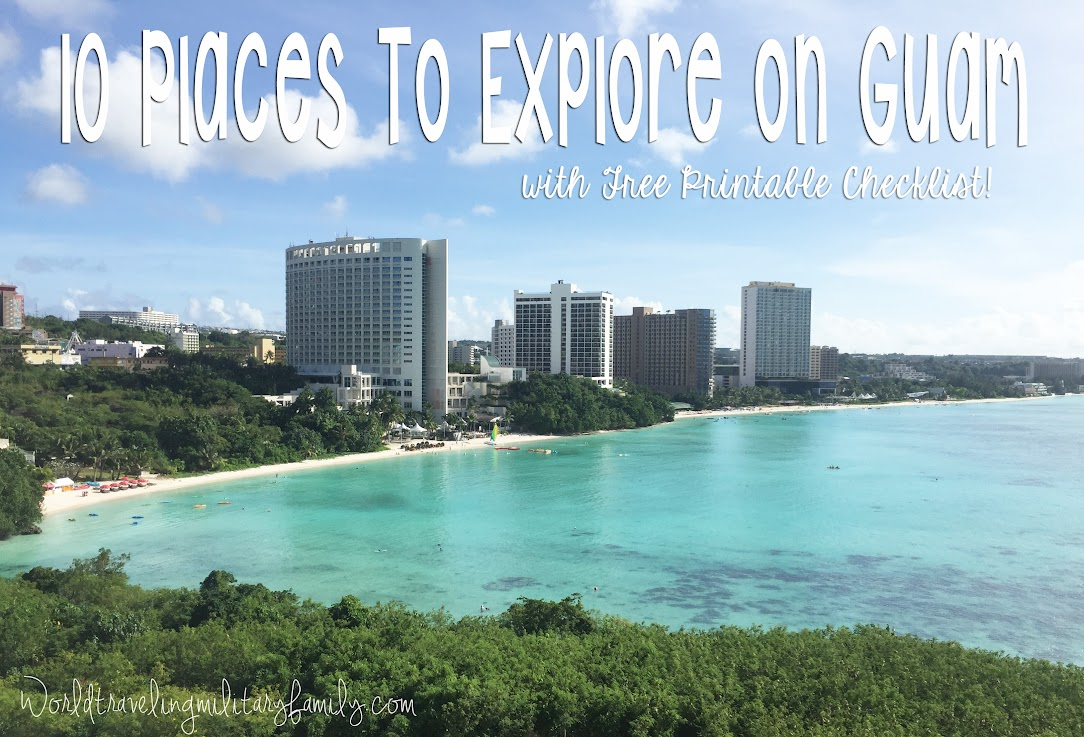 10 Places to Explore on Guam