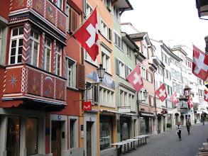 Photo: Siis olemme Sveitsissä