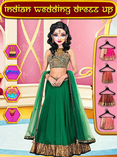 The Royal Indian Wedding Rituals and Makeover for PC