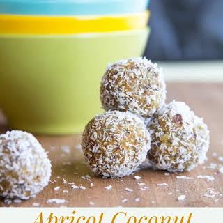Apricot Coconut Balls Recipes.