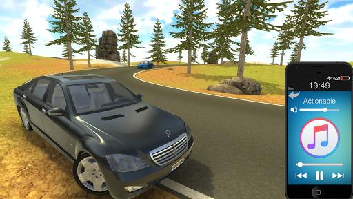 Benz S600 Drift Simulator 1.2 screenshots 7