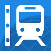 World Transit Maps - Railway & subway networks