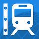 乗換路線図 - 日本と台湾・韓国など海外の鉄道/地下鉄 最適ルート検索