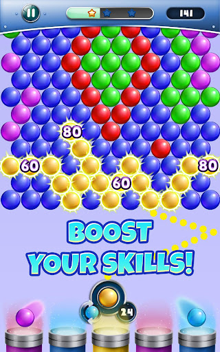 Bubble Shooter 3 1.0 screenshots 13