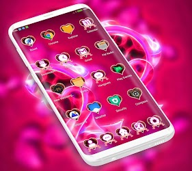 Download New 3D Love Launcher 2019 for android | Seedroid