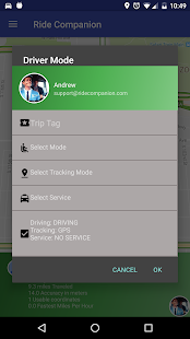 Ride Companion for Pro Drivers- screenshot thumbnail