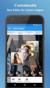 Contacts Widget 5