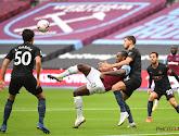 West Ham en Manchester City speelden gelijk