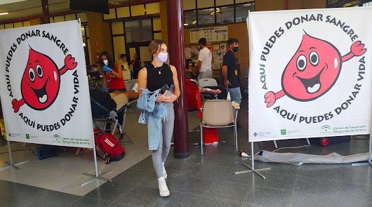 Universitarios de la UAL, ejemplos de solidaridad