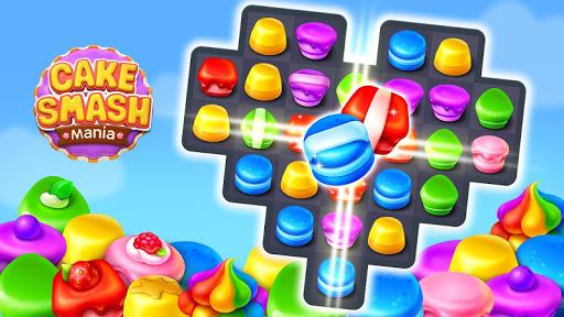 Cake Smash Mania - Swap and Match 3 Puzzle Game apkmr screenshots 7